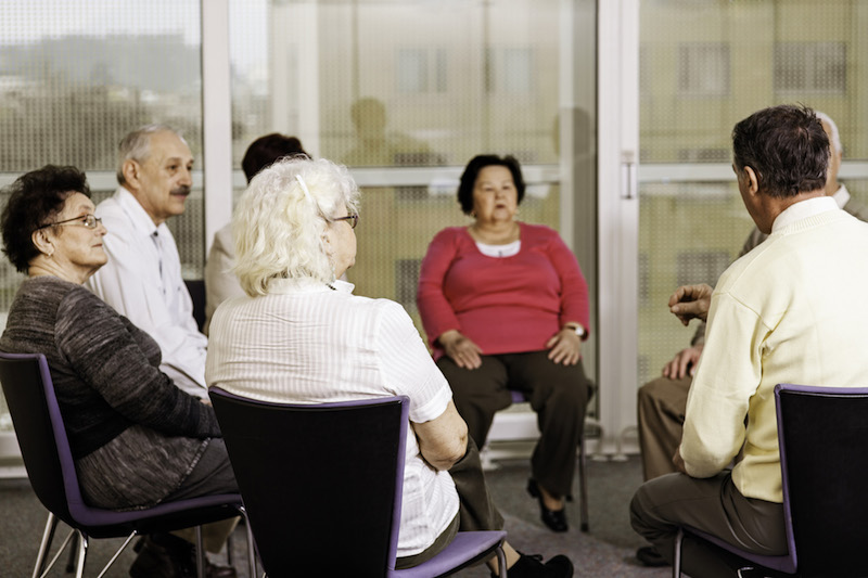 Counseling for Caregivers Common Ground Program at CarePartners Texas