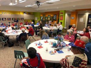 Gathering Place at Clear Lake Presbyterian Church returns