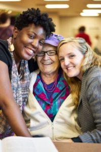 Dementia Day Center Hugs